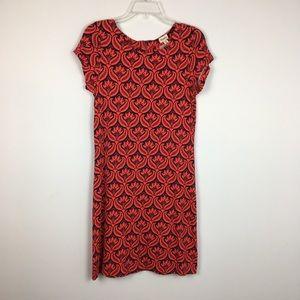 Hatley Nellie Lotus Blossom Tee Dress. S